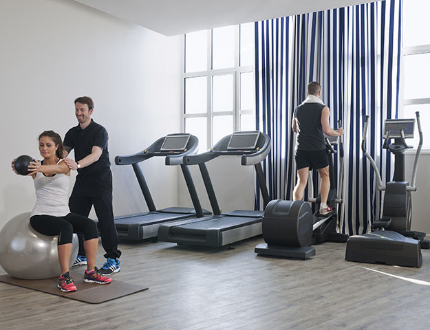 Mercure Trouville - Salle de fitness