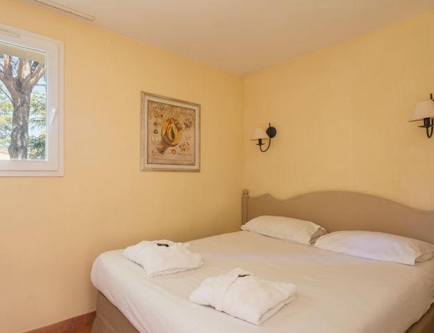 Résidence Premium Pierres et Vacances Les Rives de Cannes Mandelieu - Chambre appartement