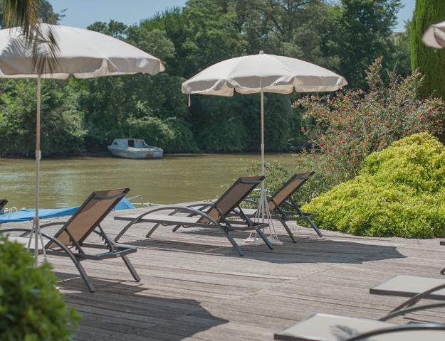 Résidence Premium Pierres et Vacances Les Rives de Cannes Mandelieu - Terrasse residence