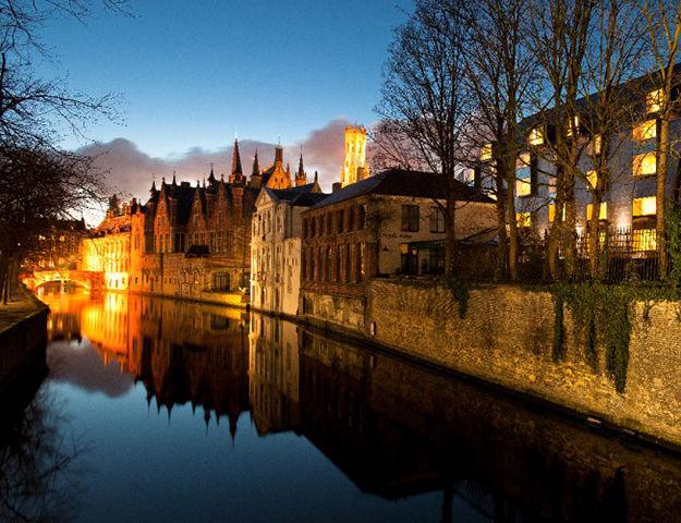 Grand Hotel Casselbergh Brugge - Bruges