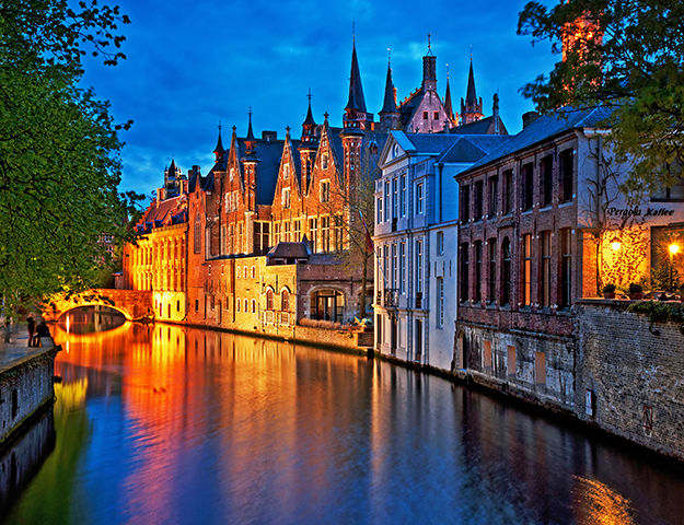 Oud Huis de Peellaert - Bruges