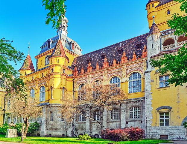 The Ritz-Carlton Budapest - Chateau vajdahunyad a budapest
