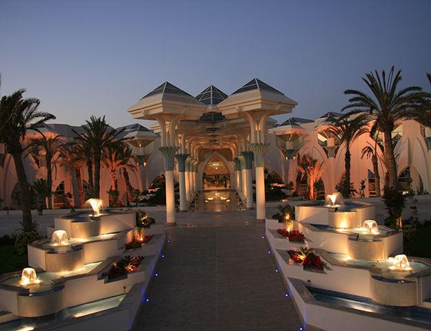 Hasdrubal Prestige Thalassa & Spa Djerba - Entree