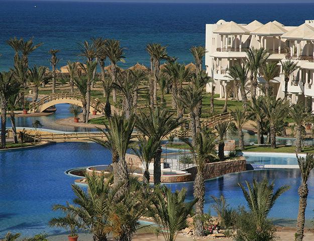 Hasdrubal Prestige Thalassa & Spa Djerba - Piscine
