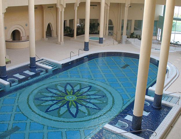 Hasdrubal Prestige Thalassa & Spa Djerba - Piscine de la thalasso