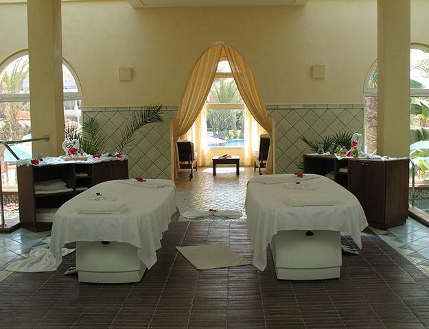 Hasdrubal Prestige Thalassa & Spa Djerba - Salle de soins