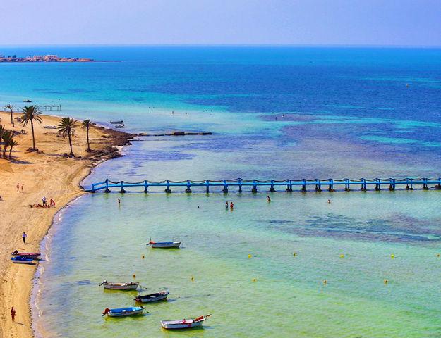 Odyssée Resort Thalasso & Spa Oriental - Plage
