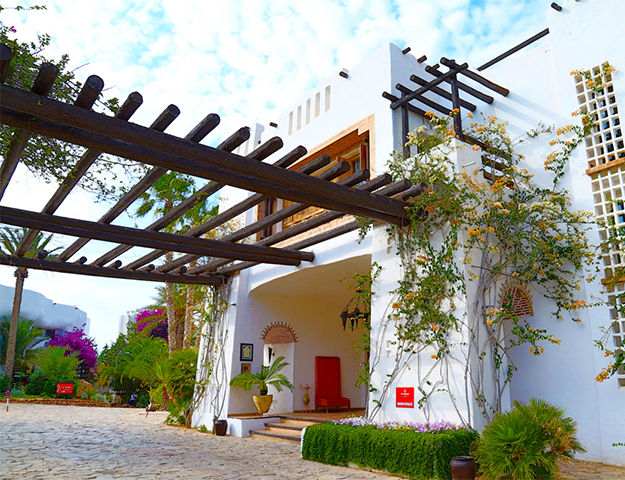 Odyssée Resort Thalasso & Spa Oriental - Hotel