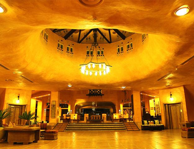 Odyssée Resort Thalasso & Spa Oriental - Lobby
