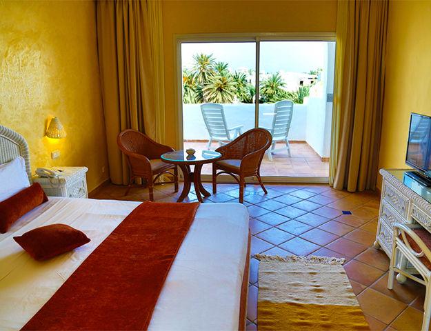Odyssée Resort Thalasso & Spa Oriental - Chambre standard