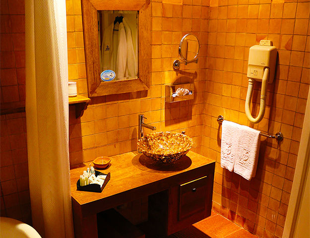 Odyssée Resort Thalasso & Spa Oriental - Salle de bains