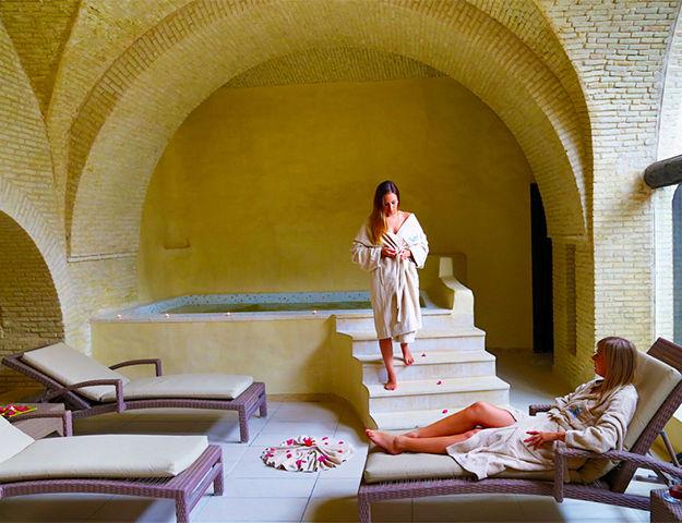 Odyssée Resort Thalasso & Spa Oriental - Bain a remous thalasso