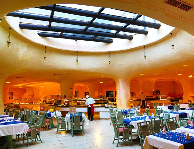 Odyssée Resort Thalasso & Spa Oriental - Restaurant