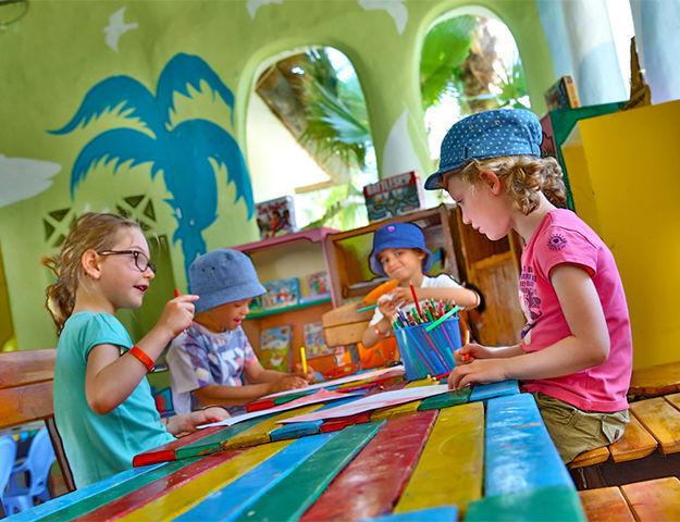 Odyssée Resort Thalasso & Spa Oriental - Club enfants