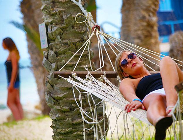 Odyssée Resort Thalasso & Spa Oriental - Detente sur la plage